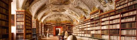 Biblioteci impresionante unde te poți opri în călătoriile tale!