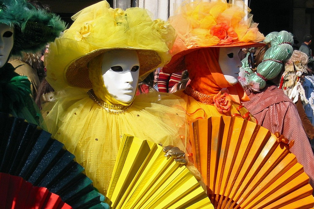 venetia carnaval