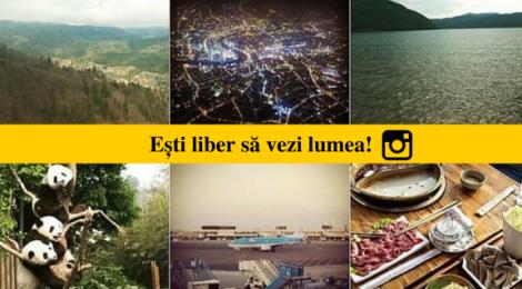 Top martie pe Instagram