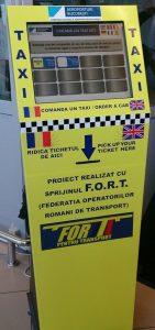 comenzi taxi