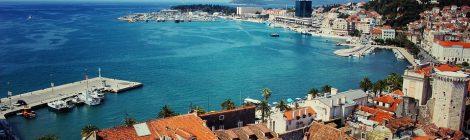Aventuri de vară în orașul Split
