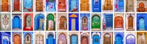 În Maroc fiecare ușă spune o poveste