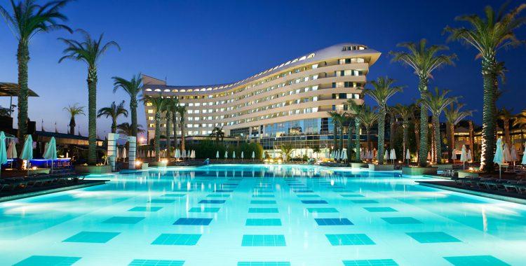 hotel concorde de luxe turcia